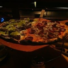 Photo taken at Matchbox Vintage Pizza Bistro by Ese on 6/19/2012