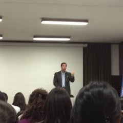 Photo taken at Facultad de Administracion UDA by Bamby L. on 6/14/2012