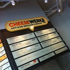 Photo taken at CHEESEWERKS by Michael M. on 5/25/2012