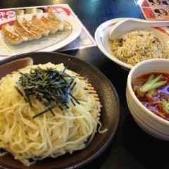 Photo taken at 幸楽苑 宇都宮テクノポリス店 by Xave セ. on 2/21/2012
