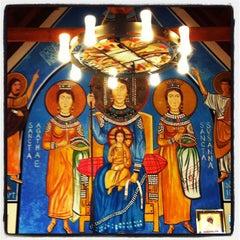 Photo taken at Capela Santa Suzana by Shirlene S. on 7/22/2012