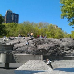Photo taken at The Rocks by Mark K. on 4/29/2012