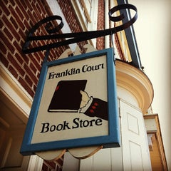 Photo taken at Franklin Court by Steve R. on 7/1/2012