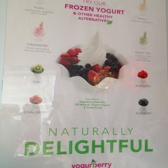 Photo taken at Yogurt Berry by Alexey M. on 7/1/2012