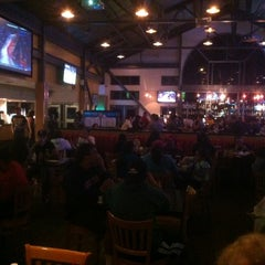Photo taken at Dog House Grill by Justin P. on 3/13/2012