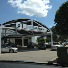 Photo taken at BMW of Austin by Gayatri P. on 6/16/2012