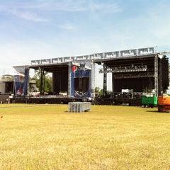 Photo taken at Bama Jam Music Festival by Jeremy W. on 6/14/2012