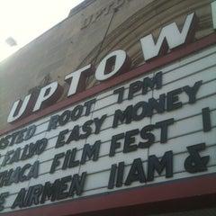 Photo taken at Uptown Theatre by Alex S. on 5/12/2012