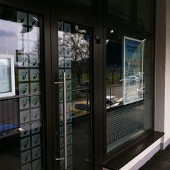 Photo taken at Gorenjska Banka Bistrica pri Tržiču by Robert P. on 4/15/2012