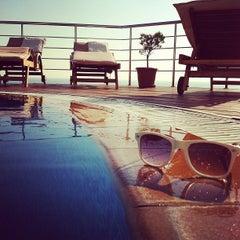 Снимок сделан в Отель Облака   Oblaka Hotel пользователем Dmitry [the DJ] E. 8/11/2012