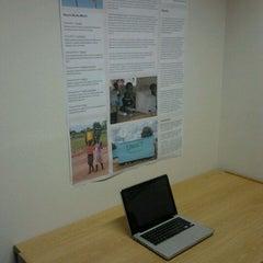 Photo taken at NMMU South Campus by Gertjan V. on 7/30/2012