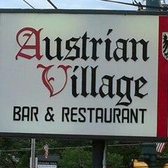 Photo taken at Austrian Village by Brian H. on 6/5/2012