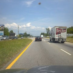 Photo taken at Alcoa Hwy by Robert D. on 5/2/2012