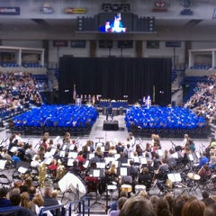 Photo taken at McCarthey Athletic Center by Ashley A. on 6/9/2012