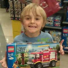 Photo taken at Lego Store by Yukon164 on 6/16/2012