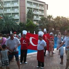 Photo taken at Alara Park & Residence Hotel by Hande D. on 7/6/2012