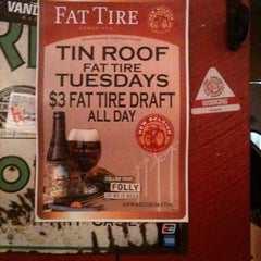 Photo taken at Tin Roof by Chris H. on 3/12/2012