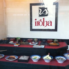Photo taken at Iroha by Michael B. on 9/8/2012