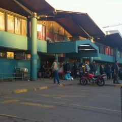 Photo taken at Terminal de Buses Collao by Gonzalo C. on 7/18/2012