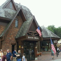 Photo taken at Pancake Pantry by Eric W. on 5/22/2012