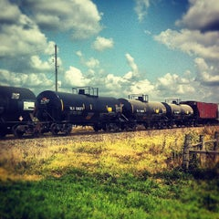 Photo taken at Sealy, TX by Chris G. on 6/17/2012