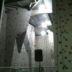 Photo taken at Big Rock Climbing Centre by Rob L. on 7/10/2012
