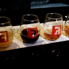 Photo taken at Fullsteam Brewery by Jon O. on 3/11/2012
