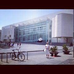 Photo taken at Museu d'Art Contemporani de Barcelona (MACBA) by Olga P. on 6/27/2012