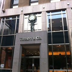 Photo taken at Tiffany & Co. by Graham L. on 7/7/2012