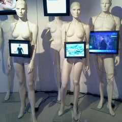 Photo taken at AMORA The Experience | Naked truth About Men and Women by Dace S. on 6/1/2012