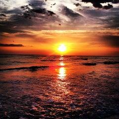 Photo taken at Siesta Key Beach by Chilly C. on 9/2/2012