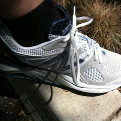 Photo taken at New Balance by Russell T. on 6/30/2012