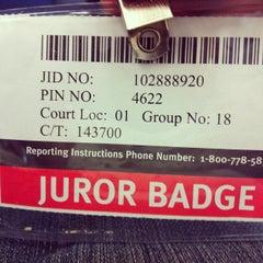 Photo taken at Jury Duty by Tony H. on 3/28/2012