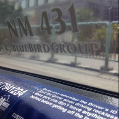 Photo taken at Blue Bird Taxi by Lia A. on 5/4/2012