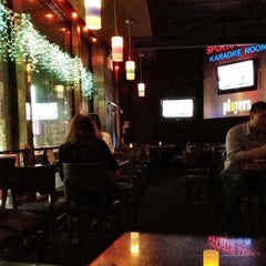 Photo taken at Players Sports Lounge by Phil M. on 7/21/2012