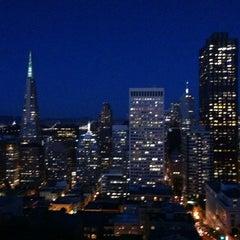 Photo taken at The Fairmont San Francisco by Kirsten J. on 4/20/2012