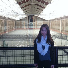 Photo taken at Lavino Field House by Haechang L. on 3/26/2012