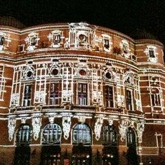 Photo taken at Teatro Arriaga by Javi F. on 6/16/2012