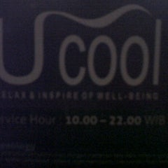 Photo taken at U Cool Reflexology by Om L. on 4/12/2012