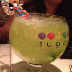 Photo taken at Sugar Factory by Kaylin L. on 7/29/2012
