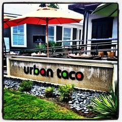 Photo taken at Urban Taco by Cynthia S. on 7/12/2012