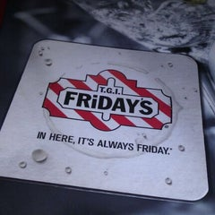 Photo taken at TGI Fridays by Adam H. on 5/15/2012