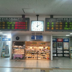 Photo taken at 茨木駅 (Ibaraki Sta.) by kenjin on 7/29/2012