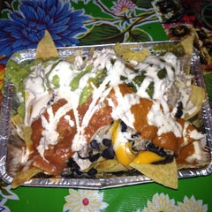 Photo taken at El Camion Mexicano by Michela P. on 3/25/2012