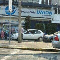 Photo taken at Farmacia Union by Karen A. on 3/1/2012