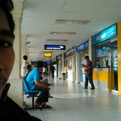 Photo taken at Bandara Radin Inten II Lampung Selatan (TKG) by Samira Fani T. on 3/17/2012