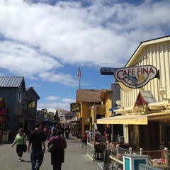 Photo taken at Old Fisherman's Wharf by Toni F. on 8/26/2012