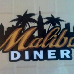 Photo taken at Malibu Diner by Leny R. on 8/21/2012