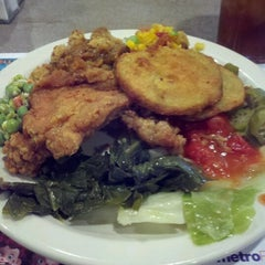 Photo taken at Fred's Market Restaurant by Rob G. on 8/25/2012