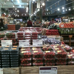 Photo taken at Whole Foods Market by Charles P. on 2/22/2012